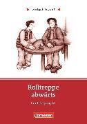 Cover-Bild zu Rolltreppe abwärts - Einfach lesen! von Schlepp-Pellny, Simone