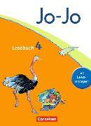 Cover-Bild zu Jo-Jo Lesebuch 4. Schuljahr. Neubearbeitung. Allgemeine Ausgabe. Schülerbuch von Eder, Katja
