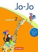 Cover-Bild zu Jo-Jo Lesebuch 2. Schuljahr. Schülerbuch von Eder, Katja
