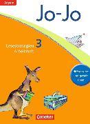 Cover-Bild zu Jo-Jo Lesestrategien 3. Schuljahr. Arbeitsheft. BY von Eder, Katja