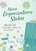 """Cover-Bild zu Meine Organisations-Sticker """"live - love - teach"""""""