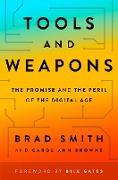 Cover-Bild zu Tools and Weapons von Smith, Brad