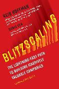 Cover-Bild zu Blitzscaling von Hoffman, Reid