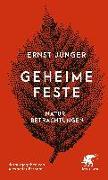 Cover-Bild zu Geheime Feste von Jünger, Ernst