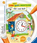Cover-Bild zu tiptoi® Uhr und Zeit von Tober, Heike