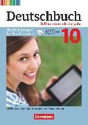 Cover-Bild zu Deutschbuch, Sprach- und Lesebuch, Zu allen differenzierenden Ausgaben 2011, 10. Schuljahr, Handreichungen für den Unterricht, Kopiervorlagen und CD-ROM von Chatzistamatiou, Julie