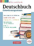 Cover-Bild zu Deutschbuch, Sprach- und Lesebuch, Zu allen differenzierenden Ausgaben 2011, 5.-10. Schuljahr, Orientierungswissen, Schülerbuch