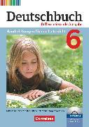 Cover-Bild zu Deutschbuch, Sprach- und Lesebuch, Zu allen differenzierenden Ausgaben 2011, 6. Schuljahr, Handreichungen für den Unterricht, Kopiervorlagen und CD-ROM von Biegler, Alexandra