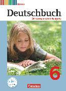 Cover-Bild zu Deutschbuch, Sprach- und Lesebuch, Differenzierende Ausgabe Hessen 2011, 6. Schuljahr, Schülerbuch von Biegler, Alexandra