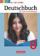 Cover-Bild zu Deutschbuch, Sprach- und Lesebuch, Differenzierende Ausgabe Nordrhein-Westfalen 2011, 8. Schuljahr, Schülerbuch von Biegler, Alexandra