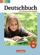 Cover-Bild zu Deutschbuch, Sprach- und Lesebuch, Differenzierende Ausgabe 2011, 6. Schuljahr, Schülerbuch von Biegler, Alexandra