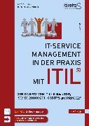 Cover-Bild zu IT-Service-Management in der Praxis mit ITIL®