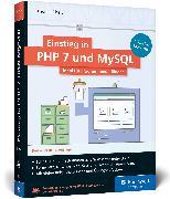 Cover-Bild zu Einstieg in PHP 7 und MySQL
