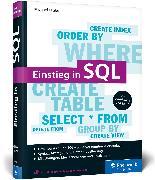 Cover-Bild zu Einstieg in SQL