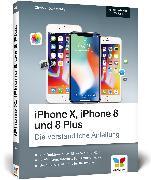 Cover-Bild zu iPhone X, iPhone 8 und 8 Plus