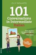 Cover-Bild zu 101 Conversations in Intermediate Italian (eBook) von Richards, Olly