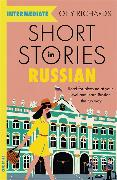 Cover-Bild zu Short Stories in Russian for Intermediate Learners von Richards, Olly