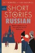 Cover-Bild zu Short Stories in Russian for Beginners von Richards, Olly