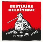 Cover-Bild zu Bestiaire Helvétique von Barelli, Marcel