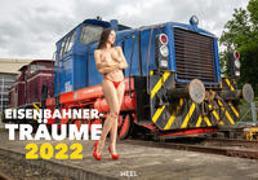 Cover-Bild zu Eisenbahner-Träume 2022 von Lutzebäck, Frank (Fotograf)