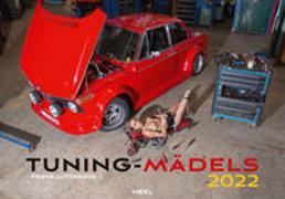 Cover-Bild zu Tuning-Mädels 2022 von Lutzebäck, Frank (Fotograf)