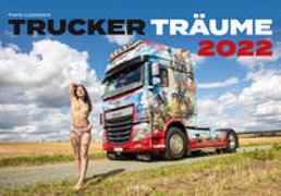 Cover-Bild zu Trucker-Träume 2022 von Lutzebäck, Frank (Fotograf)