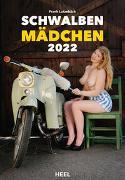 Cover-Bild zu Schwalbenmädchen 2022 von Lutzebäck, Frank (Fotograf)