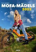 Cover-Bild zu Mofa-Mädels 2022 von Lutzebäck, Frank (Fotograf)