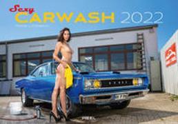 Cover-Bild zu Sexy Carwash 2022 von Lutzebäck, Frank (Fotograf)