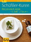Cover-Bild zu Schüßler-Kuren (eBook) von Heepen, Günther H.