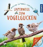 Cover-Bild zu Unterwegs zum Vogelgucken von Strauß, Daniela