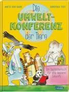 Cover-Bild zu Die Umweltkonferenz der Tiere von van Saan, Anita