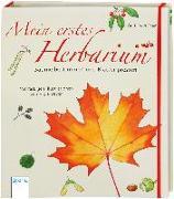 Cover-Bild zu Mein erstes Herbarium - Bäume bestimmen und Blätter pressen von Saan, Anita van