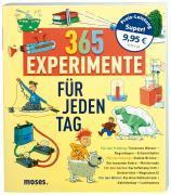 Cover-Bild zu 365 Experimente für jeden Tag von Saan, Anita van