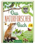 Cover-Bild zu Das Naturforscher-Buch von van Saan, Anita