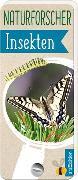 Cover-Bild zu Naturforscher Insekten von van Saan, Anita
