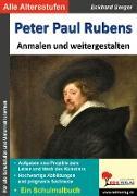 Cover-Bild zu Peter Paul Rubens ... anmalen und weitergestalten (eBook) von Berger, Eckhard