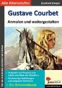 Cover-Bild zu Gustave Courbet ... anmalen und weitergestalten (eBook) von Berger, Eckhard