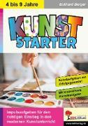 Cover-Bild zu Kunststarter (eBook) von Berger, Eckhard
