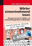 Cover-Bild zu Wörter sinnentnehmend lesen (eBook) von Wemmer, Katrin