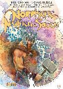 Cover-Bild zu Gaiman, Neil: Nordische Mythen und Sagen (Graphic Novel. Band 1 (eBook)