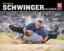 Cover-Bild zu Offizieller Schwingerkalender 2022
