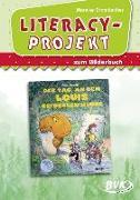 Cover-Bild zu Literacy-Projekt zum Bilderbuch Der Tag, an dem Louis gefressen wurde von Brombacher, Mareike
