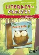 """Cover-Bild zu Literacy-Projekt zum Bilderbuch """"Heule Eule"""" von Brombacher, Mareike"""