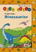 """Cover-Bild zu Kita aktiv """"Projektmappe Dinosaurier"""" von Brombacher, Mareike"""