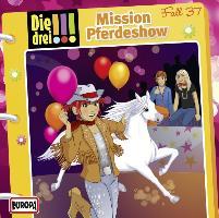 Cover-Bild zu Mission Pferdeshow