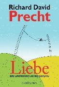 Cover-Bild zu Liebe von Precht, Richard David
