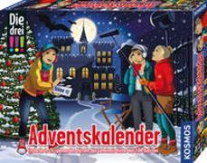 Cover-Bild zu Die drei !!! Adventskalender