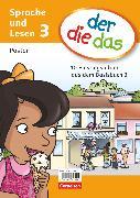 Cover-Bild zu der-die-das, Deutsch-Lehrwerk für Grundschulkinder mit erhöhtem Sprachförderbedarf, Sprache und Lesen, 3. Schuljahr, 5 Poster im Paket, 10 Einstiegsbilder des Basisbuchs