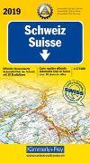 Cover-Bild zu Schweiz ACS 2019. 1:275'000